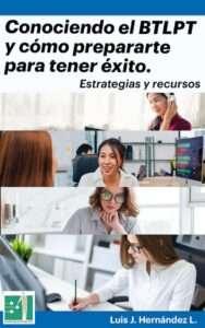 BTLPT Preparation Book Cover Spanish