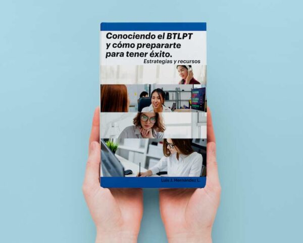 BTLPT Preparation Book Paperback