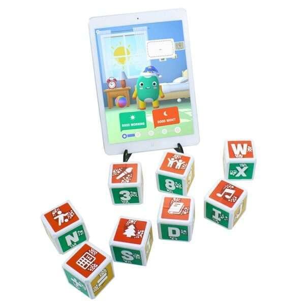PleIQ Smart Cubes AR Experience