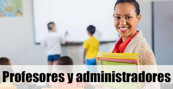Servicios para profesores bilingües