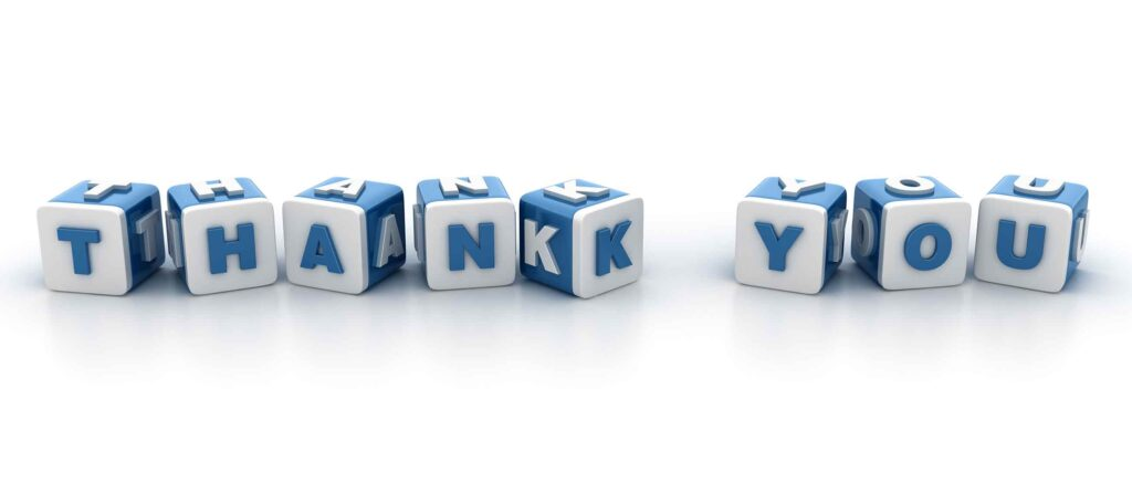 Thank you from Enabling Learning