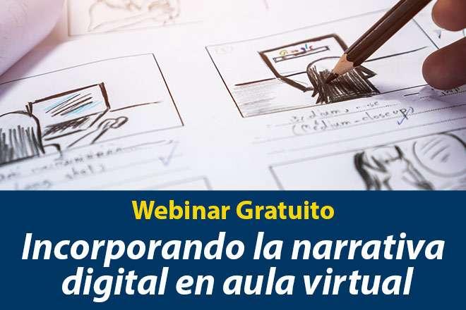 Webinar de Narrativa Digital