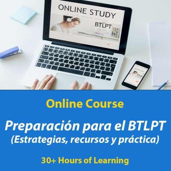 Curso de preparación para el BTLPT