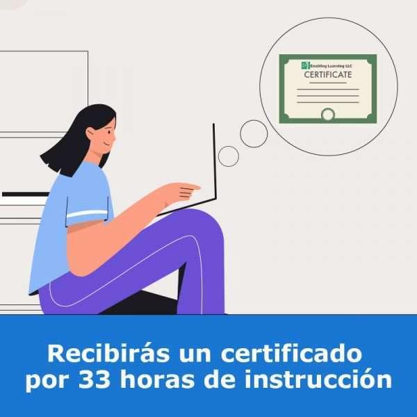 Certificado Curso BTLPT