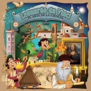 Leonardo da Vici - El arte de la ciencia