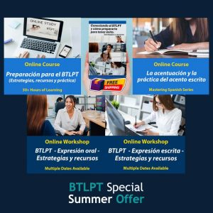 BTLPT Summer Offer